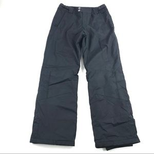 Columbia Snow/Ski Pants Black Sz 18/20
